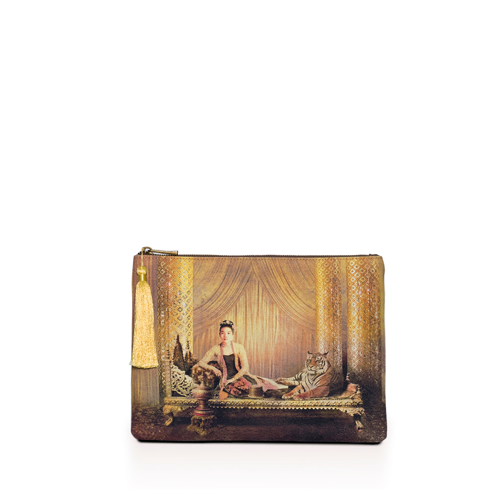 Shwe Yamin Medium Clutch