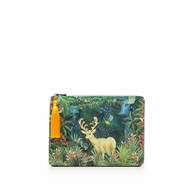 Thamin Phyo Medium Clutch
