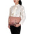 Kalayar Dusty Rose Medium Clutch