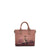 Kalayar Dusty Rose Midi Square Tote Bag