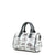 Swal Taw Silver Mini Boston Bag