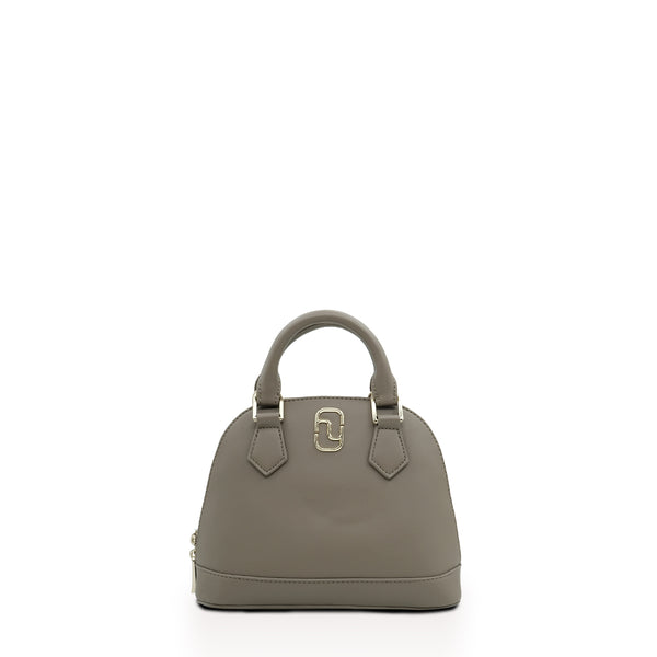 Kabyar Light Tan Mini Bowler Bag