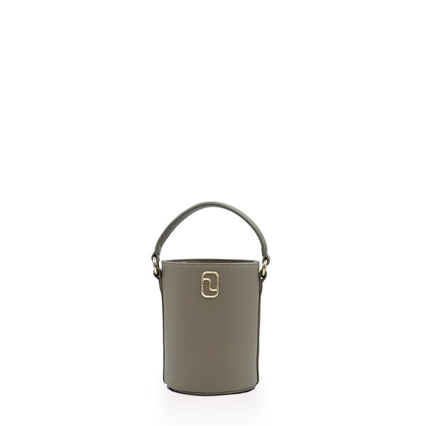 Kabyar Light Tan Mini Bucket Bag