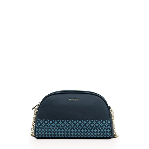 Payhlwar Navy Mini Chain Cross Bag