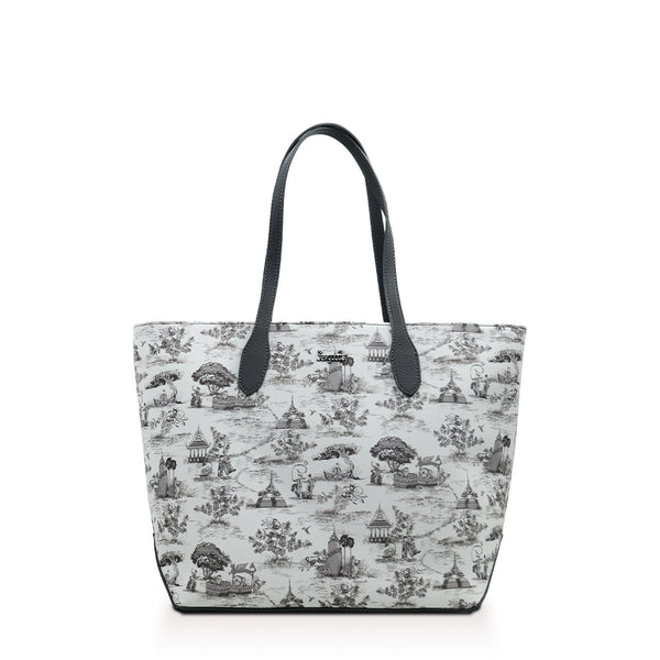 Swal Taw Silver Shoulder Bag