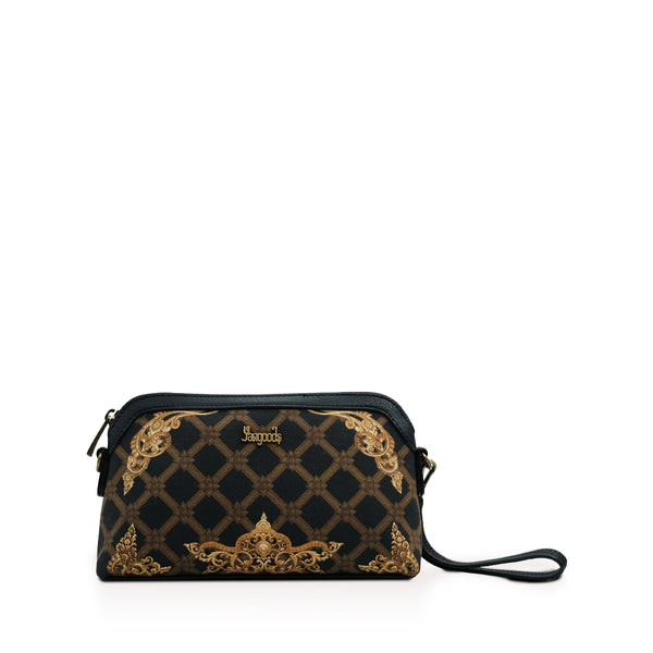 Regalia Onyx Small Cross Bag