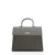 Payhlwar Taupe Grey Large Top Handle Bag