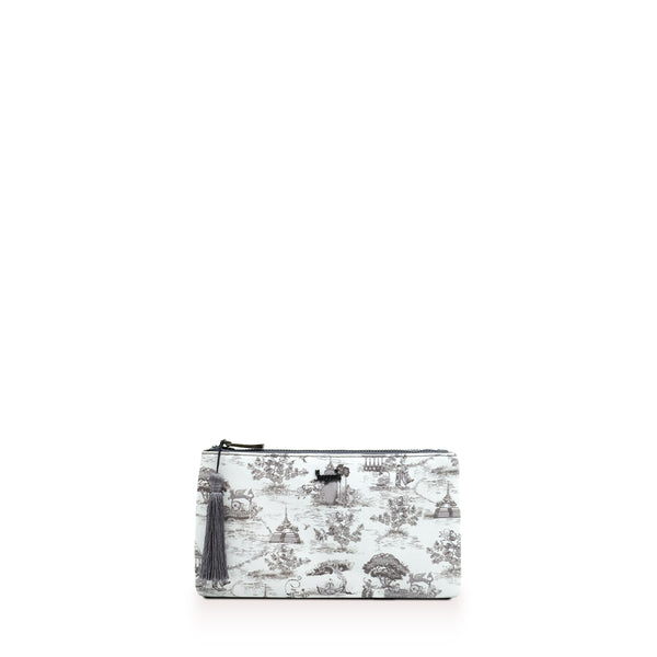 Swal Taw Silver Wallet Pouch
