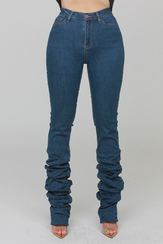 BELLA HIGH WAIST JEANS