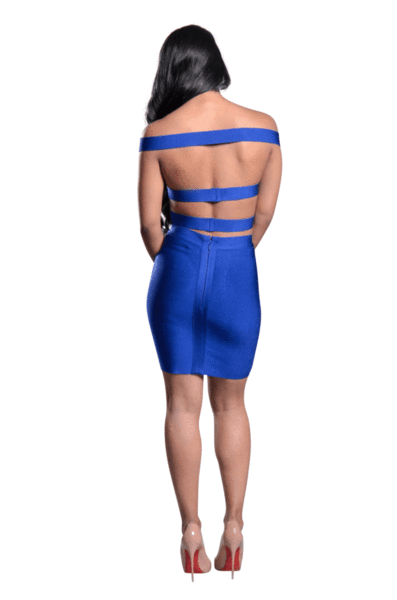 Selena 2 Piece Bandage Dress