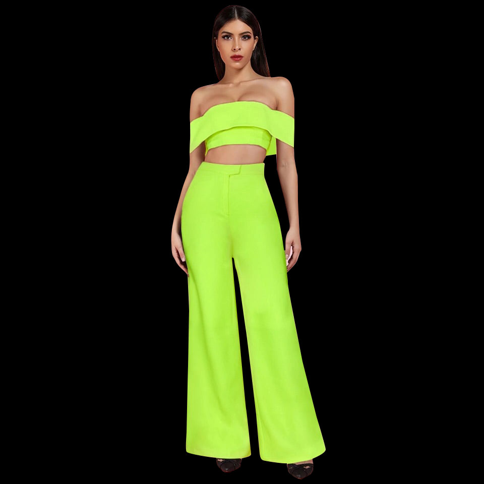 Lauren 2 Piece Pant Set
