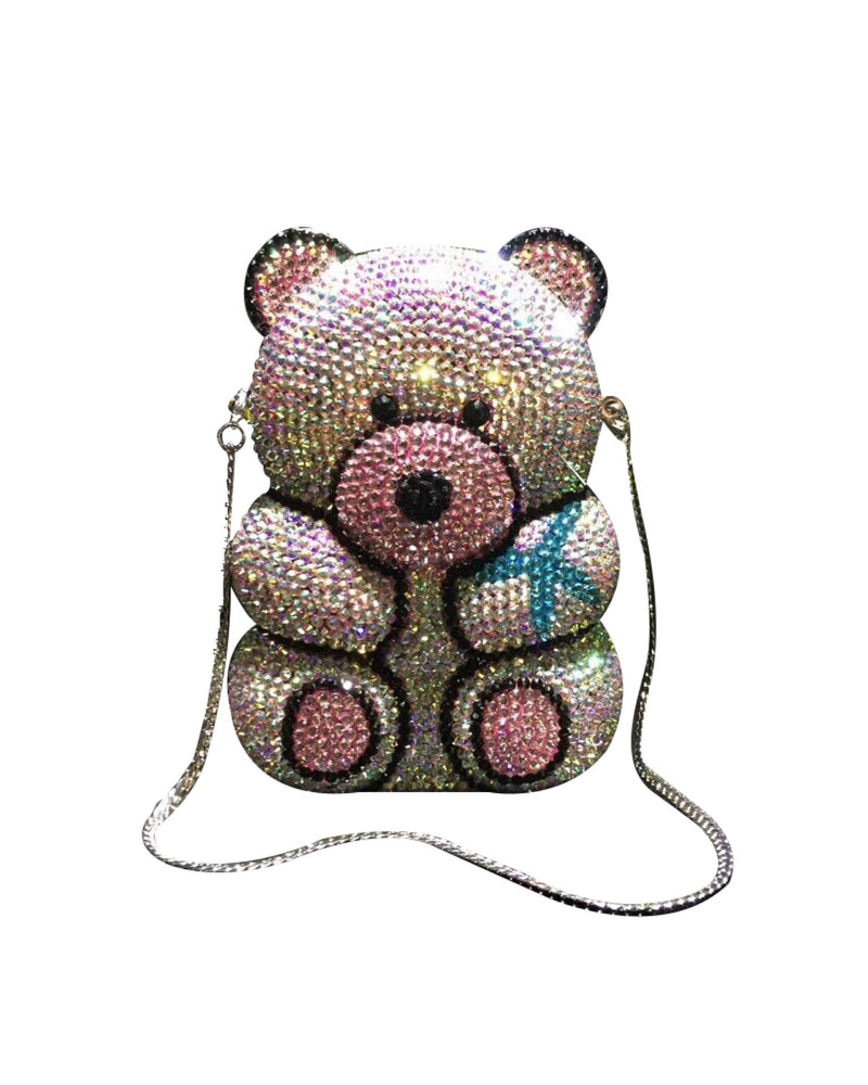 BEAR BLING HANDBAG