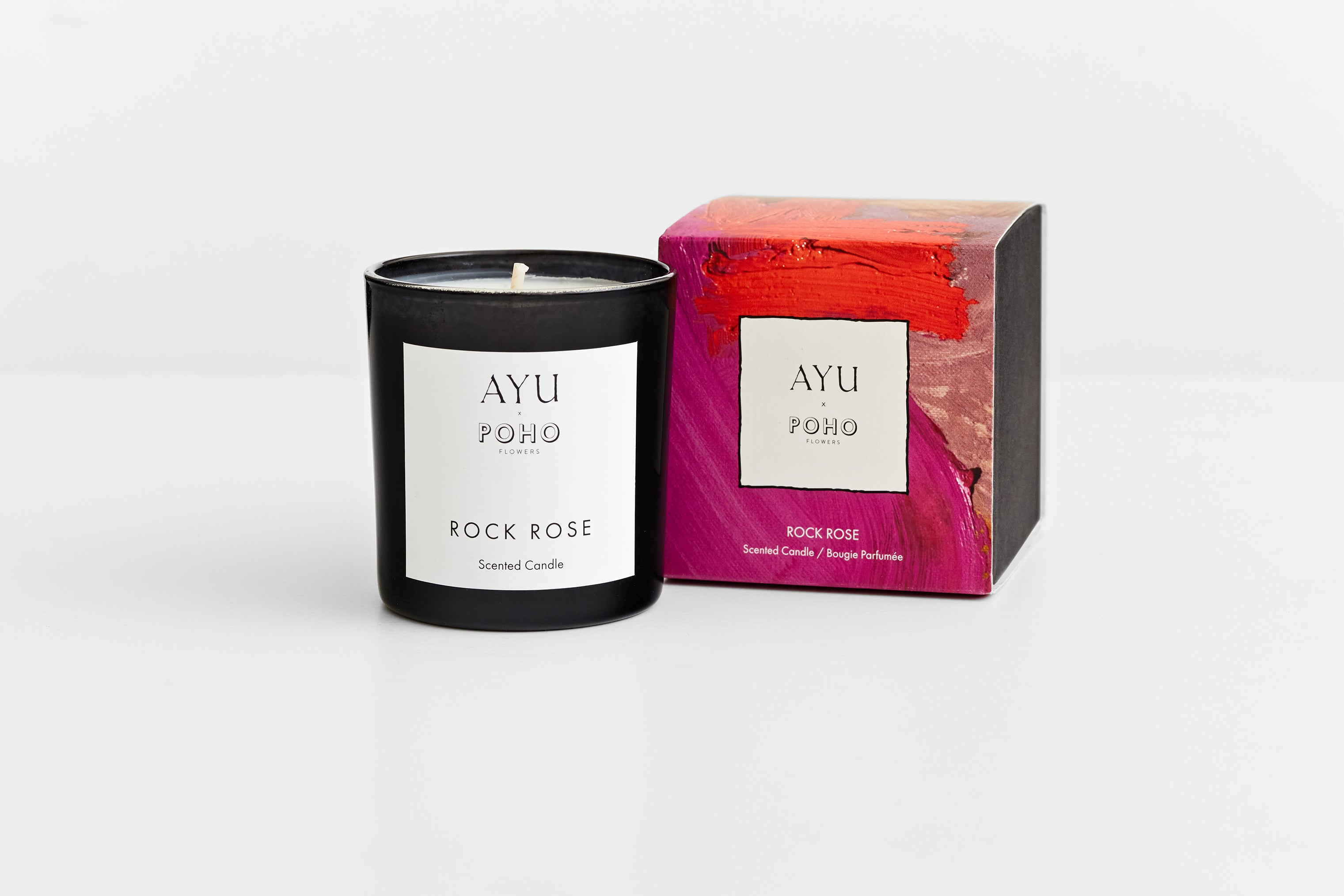 POHO X AYU Scented Candle
