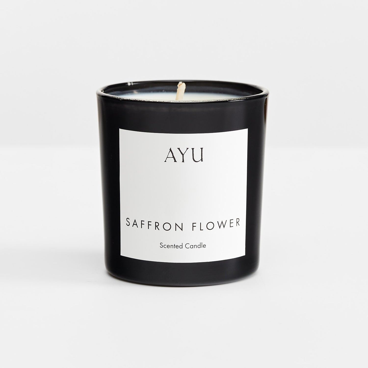 AYU Saffron Flower Scented Candle
