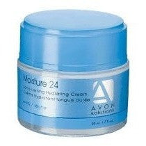 Avon Solutions Moisture 24 Long-Lasting Hydrating Cream 1.7 fl. oz.