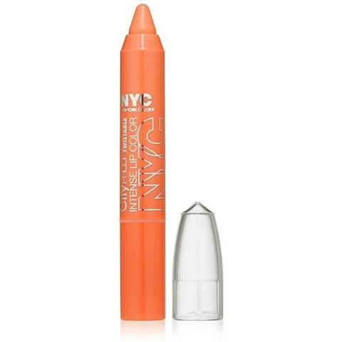 N.Y.C. New York Color City Proof Twistable Intense Lip Color, Canal St Coral,...
