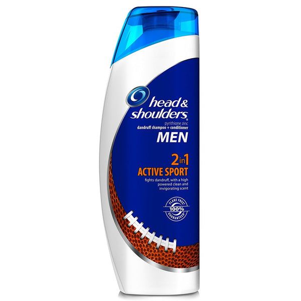 Head & Shoulders Active Sport Men 2-in-1 Dandruff Shampoo + Conditioner - 14.2 oz