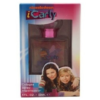 Nickelodeon Icarly Cologne Spray, 1 Ounce