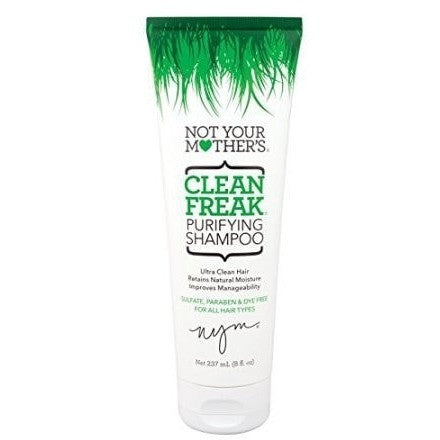 Not Your Mother's Clean Freak Purifying Shampoo, 8 Ounce