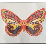 Fantasy Makers Enter If You Bare Butterfly Skull Body Tattoo - Oh!Dreamy™ Online Store  - 2