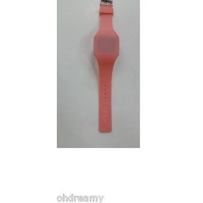 Blink Time Stealth Wrist Watch Pink