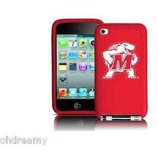 Maryland Ipod Touch 4Th Gen Silicone Case