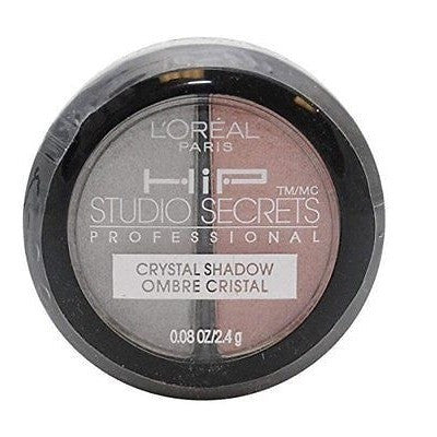 L'Oreal Hip Studio Secrets Crystal Shadow Duo #919 Romantic