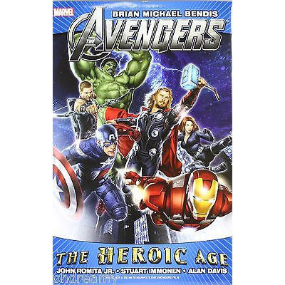 Marvels The Avengers The Heroic Age Hardcover