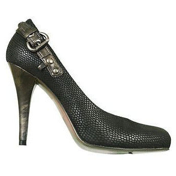 1To3 V5097 Pump High Heel Womens Shoes Black Size 8