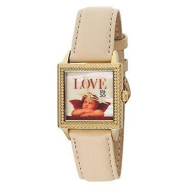 "The P.S. Collection Arjang And Co. Women'S Ps-2004G-Be ""Love Cupid"" Watch"