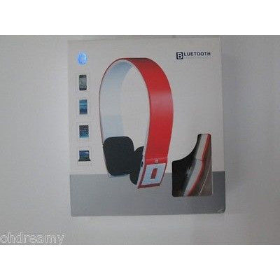 Bluetooth Stereo Headset Orange