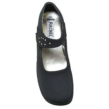 Rachel Destiny Girls Mary Jane Childrens Shoes Black Size 3.5