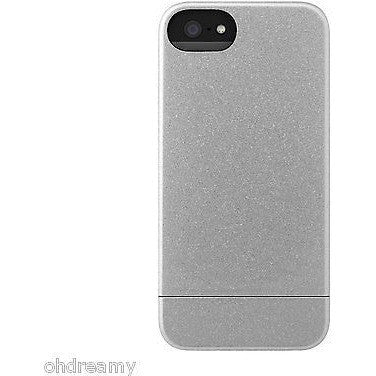 Incase CL69037 Crystal Slider iPhone 5/5S - Retail Packaging - Silver