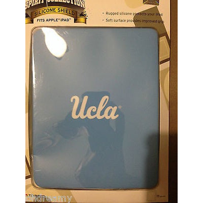 Tribeca UCLA Bruins iPad 1St Gen Silicone Soft Skin Cover, Blue