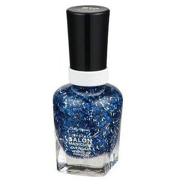 Complete Salon Manicure Sequin Overcoats ~ Over The Rainblue 610 - Oh!Dreamy™ Online Store