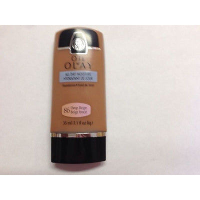 Oil Of Olay All Day Moisture Foundation, Deep Beige