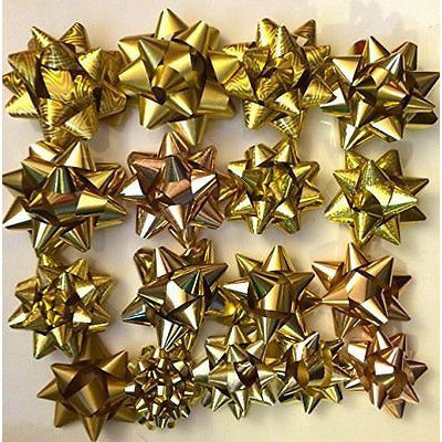 36 Bows (Gold) - Oh!Dreamy Online Store