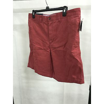 Club Room Red Casual Summer Pants Shorts, Size 33