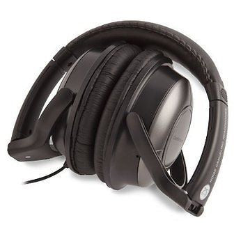 Symtek Ct-Nc-900 Comforttunes Noise Cancelling Stereo Headphones With Padded Ea