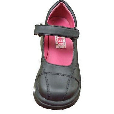 Rachel Kimmie Girls Mary Jane Childrens Shoes Black Size 4