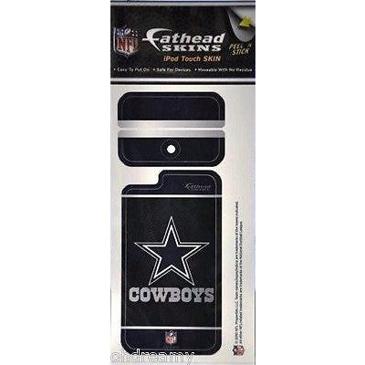 Fathead Skins Ipod Dallas Cowboys Ipod Touch Skin - Oh!Dreamy™ Online Store