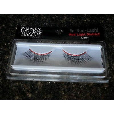 Fantasy Makers Fa-Boo-Lash! Lashes Red Light District 12670