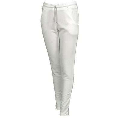 Malibu Society Terry Drawstring Pants Womens Sweatpants White Size S