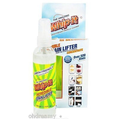 Whip It Stain Lifter Concentrate, 4 Oz