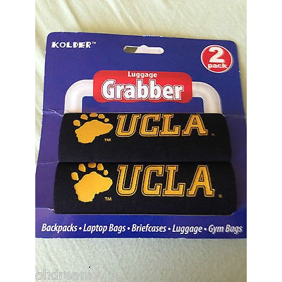 UCLA Bruins Soft Neoprene Velcro Luggage Grabber Handle 2 Pack - Oh!Dreamy™ Online Store