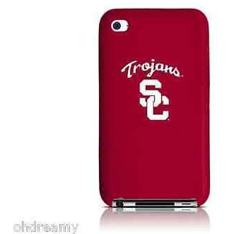 Tribeca Fva3628 Varsity Silicone Jacket For Ipod Touch 4G