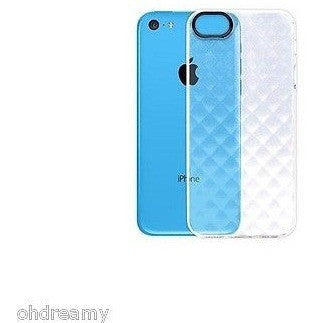 Body Glove Shimmer Case For Iphone 5C - Clear