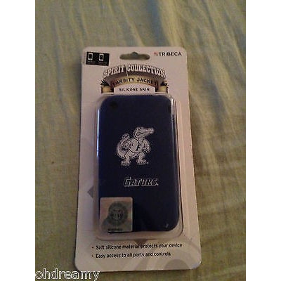 Tribeca Uf Florida Gators Iphone 3G 3Gs Collegiate Silicone Case