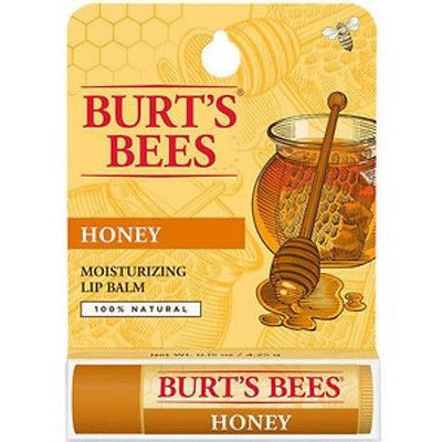 Burt'S Bees: Honey Lip Balm Tube, 0.15 Oz - Oh!Dreamy™ Online Store