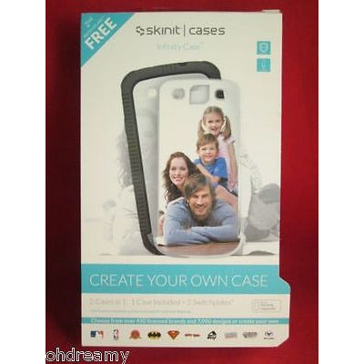 Skinit Infinity For Samsung Galaxy Siii - Create Your Own Case!
